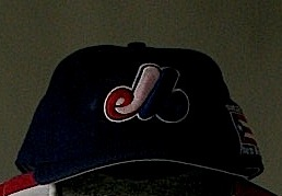Montreal Expos hat