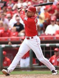 Joey Votto Reds 3