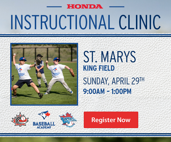 Blue Jays clinic 2018