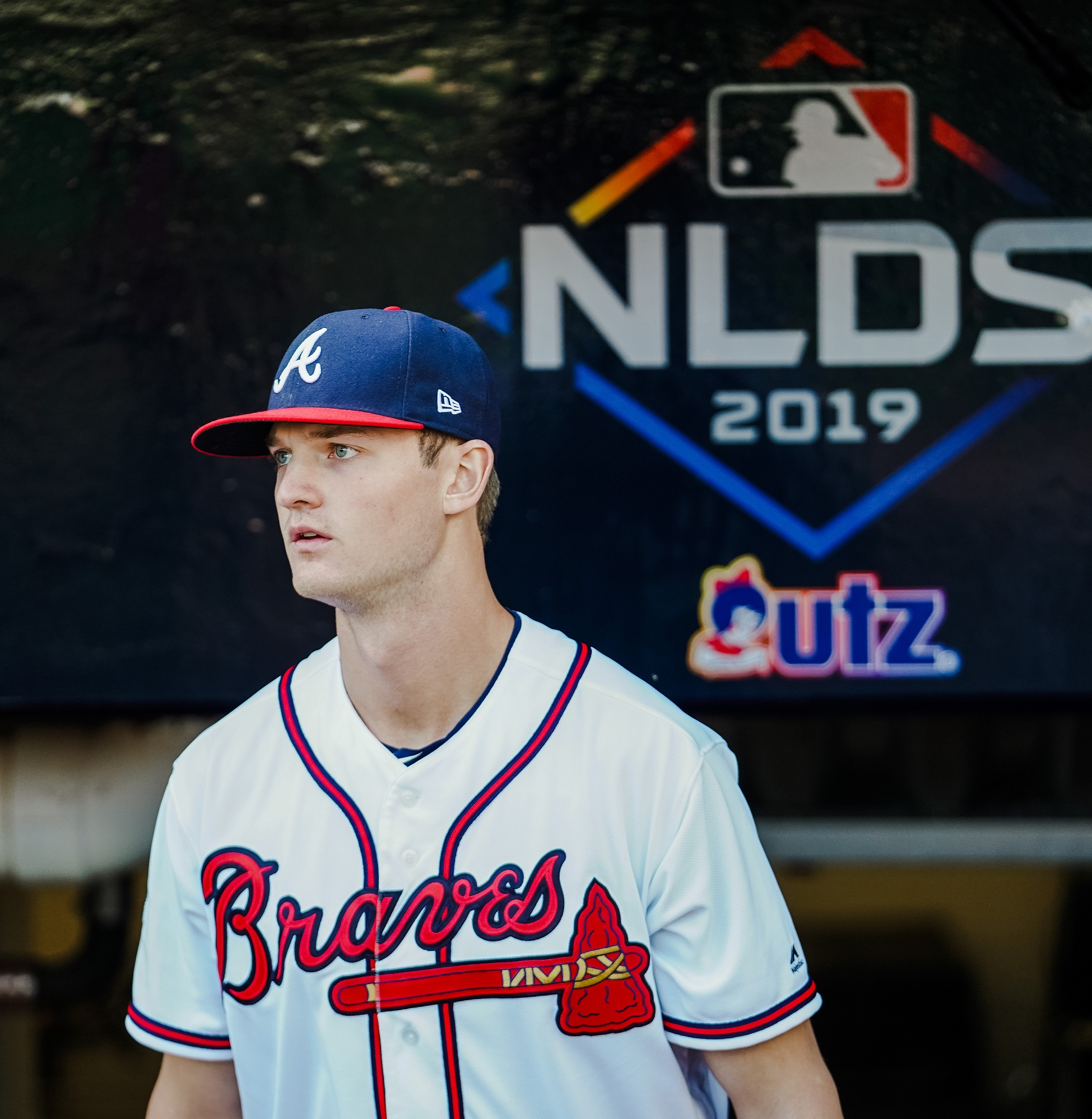 Mike Soroka By: Kevin D. Liles/Atlanta Braves